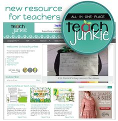 KindergartenWorks: introducing teach junkie - my alter ego
