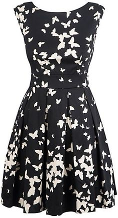 Closet Butterfly Dress