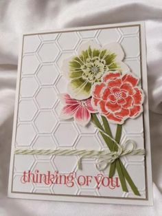 April Showers Bring Pretty Flowers by Lindam530 - Cards and Paper Crafts at Splitcoaststampers