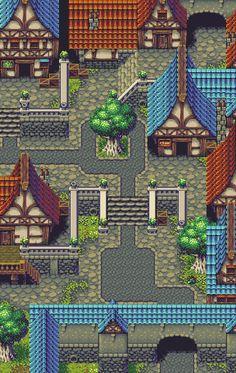 Sirdeka Town by World-of-NoeL on deviantART