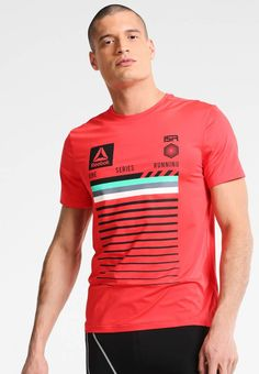 c355f4bafa08e Sports shirt - glow red. Outer fabric material 88% polyester