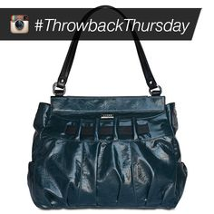 #Miche Throwback Thursday Flash sale -- Mary Shell for Prima Bags -- 50% off today only for $17.48! It is a gorgeous deep blue color! #throwbackthursday #handbags #flashsale