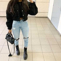 Cute Fall Outfits, Basic Outfits, Winter Fashion Outfits, Mode Outfits, Fall Winter Outfits, Look Fashion, Trendy Outfits, Autumn Fashion, Fashion Women