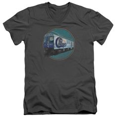 """Checkout our #LicensedGear products FREE SHIPPING + 10% OFF Coupon Code """"Official"""" Chicago / The Rail-short Sleeve Adult V-neck 30 / 1 - Chicago / The Rail-short Sleeve Adult V-neck 30 / 1 - Price: $34.99. Buy now at https://officiallylicensedgear.com/chicago-the-rail-short-sleeve-adult-v-neck-30-1"""