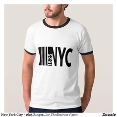 New York City - 1625 Ringer T-Shirt