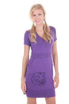 Emerson Street Womens Auburn Tigers Cozy Pant