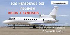 LOS HEREDEROS DEL REGIMEN. RICOS Y FAMOSOS – www.atracoalpueblo.com – The Bosch's Blog