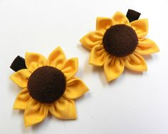 Sunflower handmade f