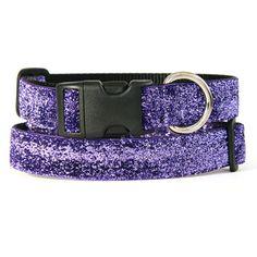 Lilac Glam Collar