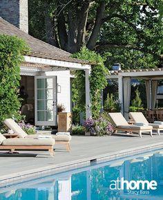 Outdoor Living Design Inspiration | Fairfield County, CT | athomefc.com