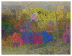 Mark English - Contemporary Artist - Landscape 25