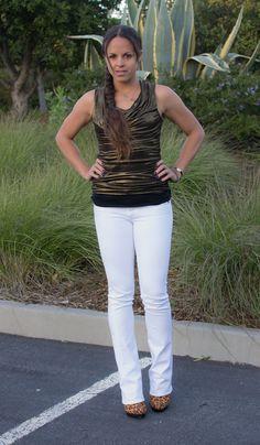 Marc Allison Gina Mid Rise Slim Boot in White Review - http://decadentdissonance.com/marc-allison-gina-mid-rise-slim-boot-in-white-on-denimology/