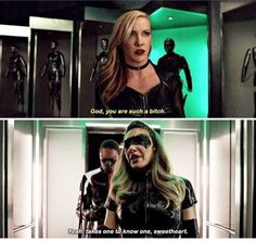 Supergirl 2015, Supergirl And Flash, Green Arrow Cw, Dinah Drake, Black Siren, Arrow Tv Series, Dinah Laurel Lance, Superhero Shows, White Canary