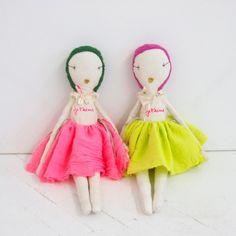 jess brown dolls | ATSUYO ET AKIKO - SHOP: JESS BROWN RAG DOLL::: GAUZE+TEA DYED MUSLiN