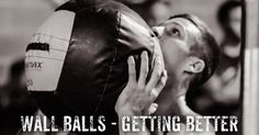 5 Secrets to Success for Wall Balls - Wall ball shots are a classic movement every CrossFit athlete has to face. Here are 5 tips to help get as many as possible next time they appear in the WOD.
