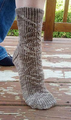 Inconceivable sock pattern