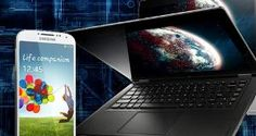Máy tính xách tay sắp bị smartphone xoá sổ - Không chỉ có thể lướt web, chat và xem video, smartphone ngày càng được cải tiến về màn hình, nguồn pin, bộ xử lý để bắt kịp với laptop. Và có lẽ trong tương lai không xa chúng sẽ loại bỏ laptop.