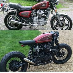 ONDA CX500 CAFE RACER