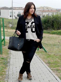 BLAZER SPORT · Outfit
