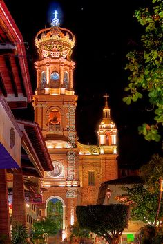 Catedral de Puerto Vallarta, Jalisco, México