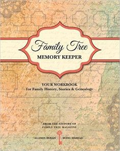 The book of me a do it yourself memoir notebook diary the paperback of the family tree memory keeper your workbook for family history stories and genealogy by allison dolan diane haddad solutioingenieria Choice Image