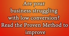 What are your super strategies to maximize the conversion rate of your website? Read here mine.
