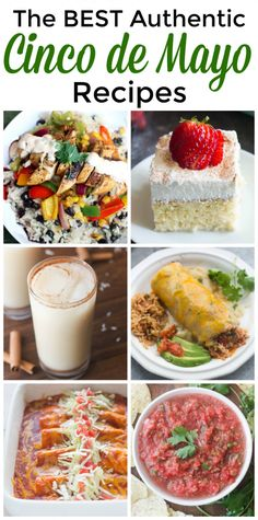 In preparation for Cinco de Mayo I've rounded up a few of myfavorite Mexican recipes! I LIVE for good Mexican food. There's almost nothing tastier! Some of you may remember that I spent a few months living in Puebla, Mexico and was lucky enough to learn a few classic recipes from a chef there. I'm …