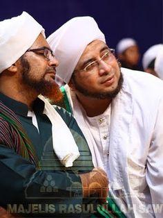 Habib Umar and Habib Munzir