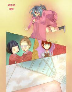 Anagura Amelie Capítulo 1 página 46 - Leer Manga en Español gratis en NineManga.com