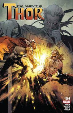 The Unworthy Thor (2016-) #3
