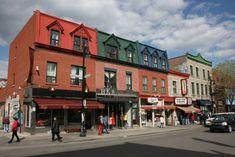 Saint Lauent Boulevard Montreal Montreal, Saints, Street View, Attraction, Travel, Santos, Trips, Viajes, Traveling