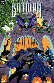 BATMAN: HAUNTED KNIGHT | DC