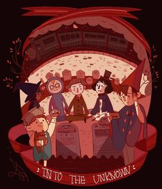 1000 images about over the garden wall on pinterest over the garden wall ship names and for Over the garden wall episode 9