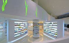 Resultado De Imagen De Diseño Fachadas Farmacia · Small Store DesignPharmacy  DesignSalon IdeasSmall ...