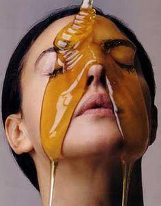 Skincare : DIY Honey Facial Mask Skin care tips and ideas Honey Facial Mask, Homemade Facial Mask, Homemade Facials, Homemade Beauty, Facial Masks, Honey Masks, Homemade Masks, Face Facial, Skin Care Products