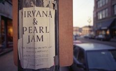 Nirvana, Pearl Jam 1994