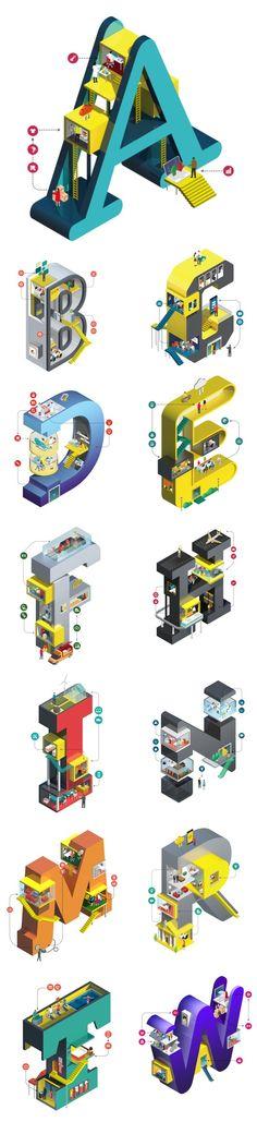 Sprint Letter by Jing Zhang #YankoDesign #Infographic #Art #Illustrator #Design