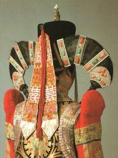 Mongoolse klederdracht