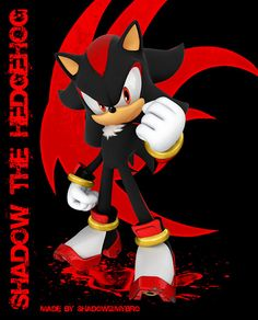 shadow the hedgehog flash hacked | Shadow the Hedgehog Dark | Flickr - Photo Sharing!