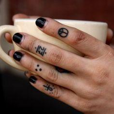 Tathunting for finger tats #tattify #tattoo #tattoos #inked #ink
