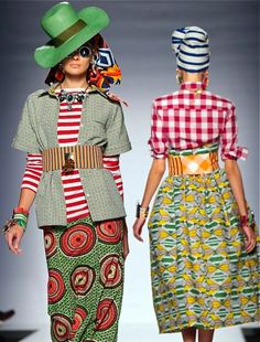 zwei blicke auf das podium afrikanische kleidung afrikanische mode hut in delivers online tools that help you to stay in control of your personal information and protect your online privacy. African Inspired Fashion, African Print Fashion, Africa Fashion, Fashion Prints, Ankara Fashion, African Prints, Moda Fashion, Fashion Models, High Fashion