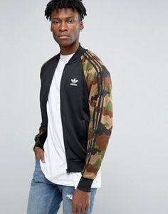 adidas Originals Camo Pack Track Jacket AY8172
