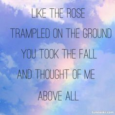Above all - Michael W. Smith