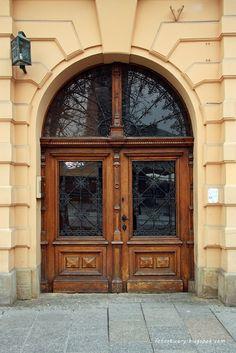 door in Cracow / Poland