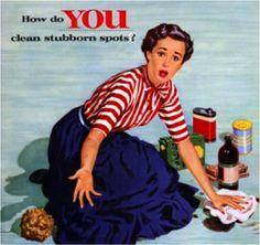 Vlekken verwijderen? Een hulp van Home Works weet altijd raad.