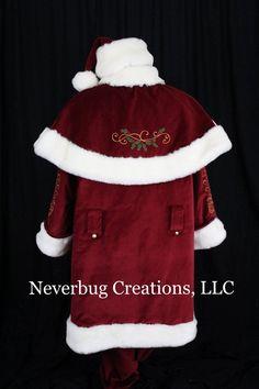 a6e31418aa Custom Victorian Santa Costume ( Each is One of A Kind)