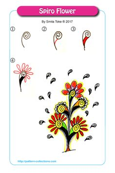 Spiro Flower Smita Toke