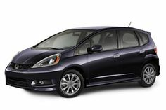 2013 Honda Fit  in Midnight Plum Pearl!  oooooooh i want this color so bad!!! my first car was this color and i love it still even though my mom currently drives it lol
