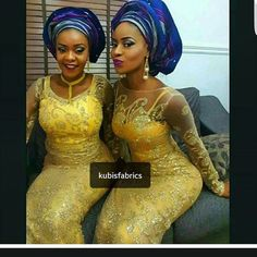 See the Jaw-Dropping Aso-Ebi Style Trends: Fashion Statements are Getting More Fabulous - Wedding Digest NaijaWedding Digest Naija