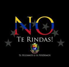 "RT @AnonymousVene10: QUEREMOS UN PAÍS LIBRE. #ElQueSeCansaPierde pic.twitter.com/Ar49KJUJaX"""